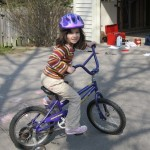 First Bike (with Training Wheels)